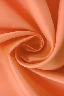 Silk and Polyester Zibeline in Peach0