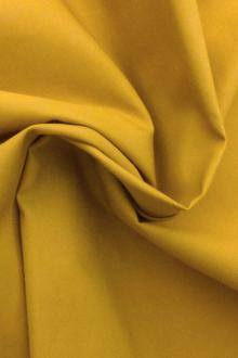 Japanese Water Repellent Cotton Nylon in Mustard0