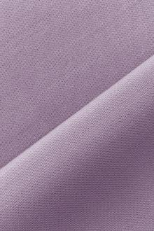 Italian Wool Satin Faille in Lilac0