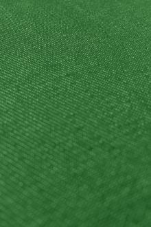 Japanese Cotton Poly Blend Denim in Jungle Green0