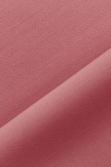 Italian Wool Satin Faille in Salmon Pink0