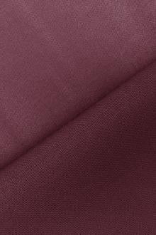 Italian Wool Satin Faille in Plum0