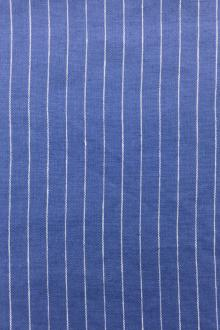 Striped Washed Linen 0