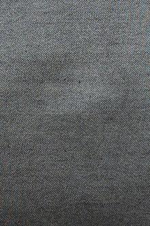 Metallic Cotton Rayon Blend Denim0