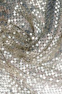 Silver Chainmail (Medium Size)0