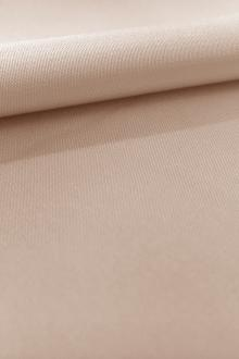 Japanese Polyester Charmeuse in Nude0