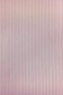 Cotton Striped Gauze in Baby Pink0