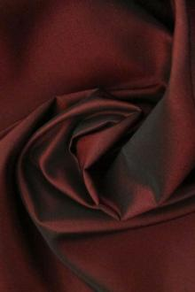 Taffeta Rainwear in Black Red0