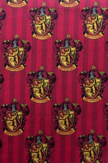 Harry Potter Gryffindor Cotton Print0