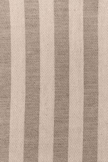 Linen Cotton Poly Striped Upholstery0
