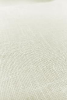 Extra Wide Poly Cotton Sheer Mesh in Ivory0