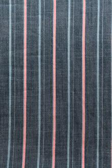 Japanese Cotton Yarn Dyed Stripe0
