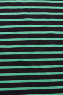 Viscose Poly Spandex Stripe Knit0