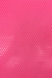 Waterproof Coated Polyester Mesh in Hot Pink0