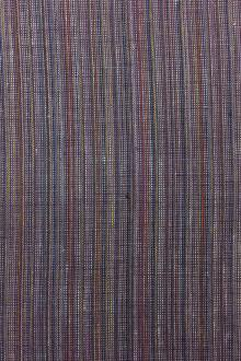 Linen Multi Color Stripe0