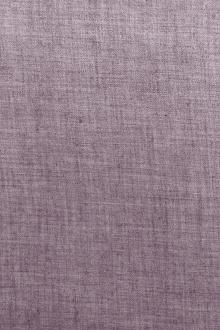 Spanish Viscose and Wool Crepe Challis in Orchid0