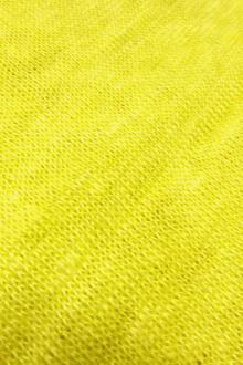 Linen Knit in Yellow0