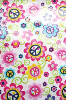 Coated Cotton Print0
