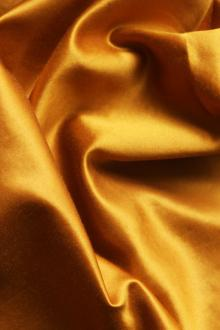 Silk and Cotton Sateen in Honey0