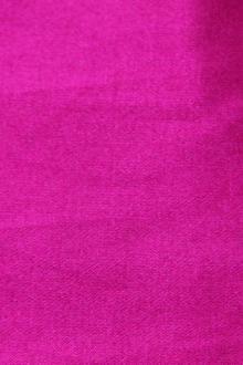 Silk and Cotton Sateen in Berry0