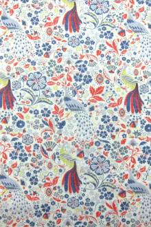 Liberty Textured Cotton Print0