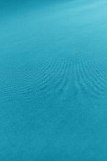 Viscose Batiste in Caribbean Blue0