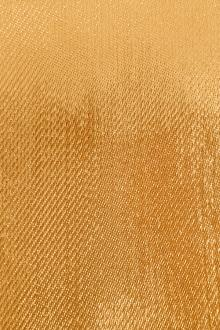 Satin Rayon Lame in Gold0
