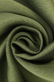 Iridescent Polyester Chiffon in Green0