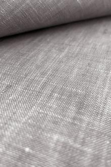 120 Wide Midweight Linen in Grey0