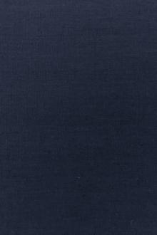 Washed Handkerchief Linen in Navy0