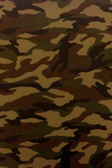 Japanese Cotton Camouflage Print0