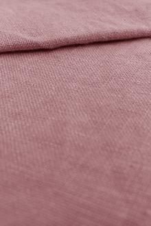 Stone Washed Linen In Pink0