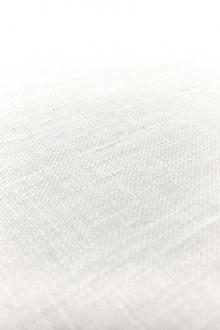 Soft Handkerchief Linen in Oyster White0