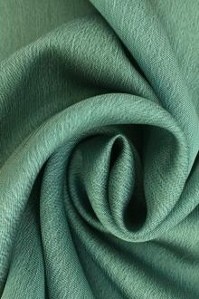 Iridescent Polyester Chiffon in Caribbean Blue0