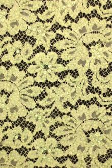 Beaded Chantilly Lace0