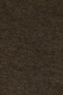 Wool Felt 1mm in Heather Brown0