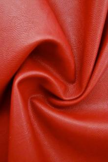 Perfecto Leather Faux Leather in Red0