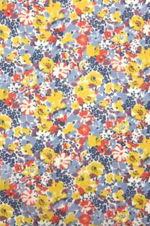 Liberty Silk Cotton Voile0
