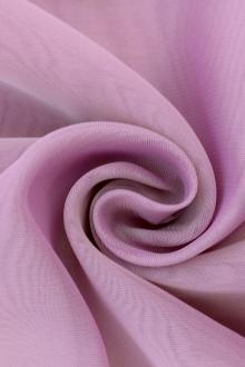 Iridescent Polyester Chiffon in Old Rose0