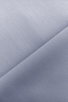 Italian Wool Satin Faille in Baby Blue0