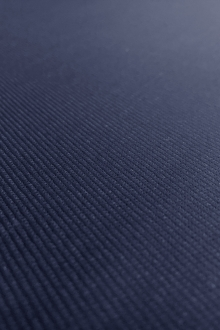 Italian Stretch Virgin Wool Twill Suiting in Air Force Blue0