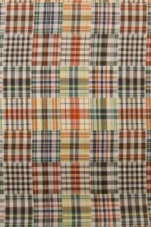 Japanese Woven Patchwork Double Layer Gauze0