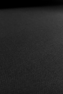 10oz Organic Cotton Canvas in Black0