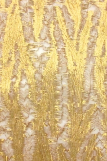 Novelty Metallic Sheer0