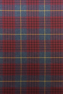 Light Weight Cotton Flannel Plaid 0