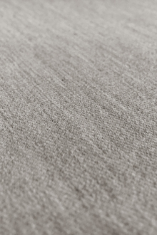 Japanese Fine Cotton Twill in Heather Grey0