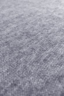 Synthetic Cashmere Knit in Heather Blue Grey0
