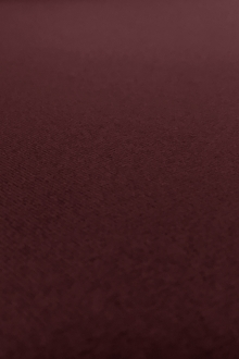 English Heavy Wool Satin in Wine0
