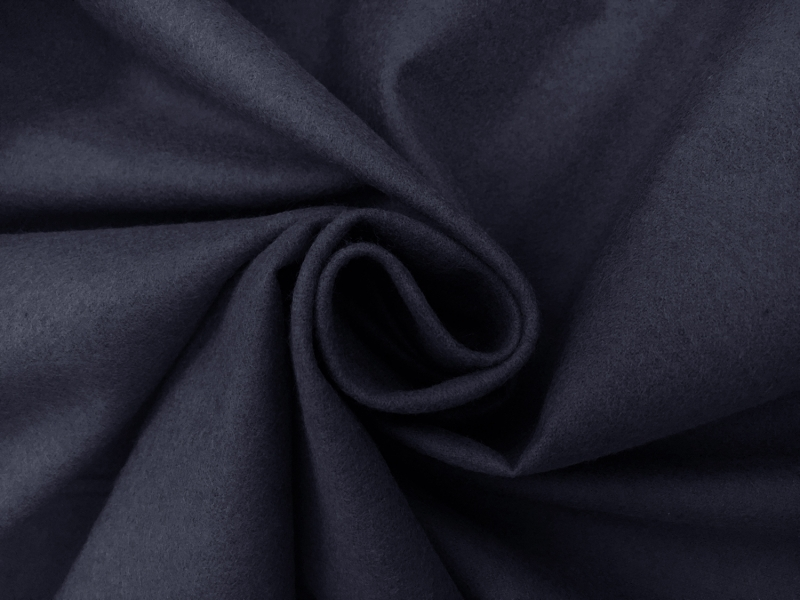 Cotton Flannel in Indigo1