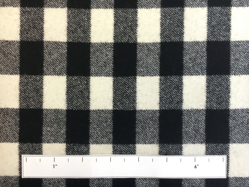Italian Virgin Wool Shepherds Check 2